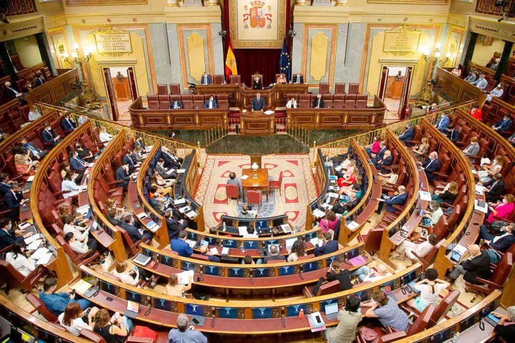 La tramitación del Proyecto de Ley de Memoria Democrática se prevé complicada.