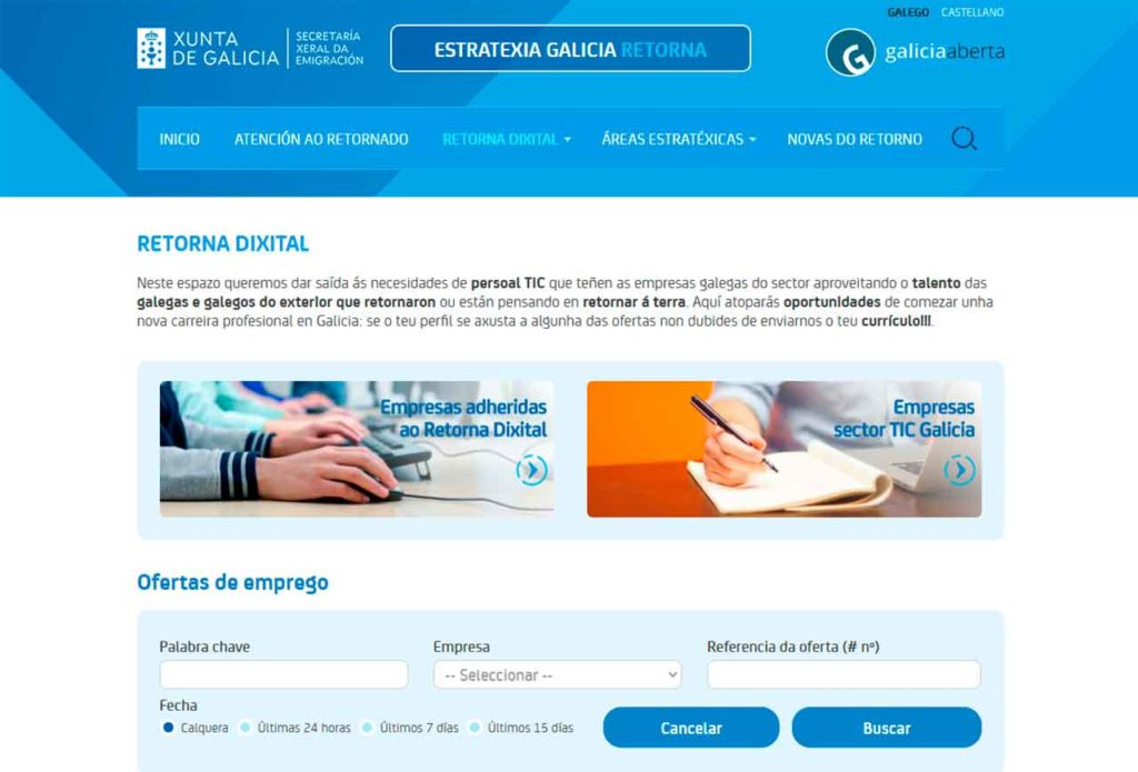 Portal Retorna Dixital.