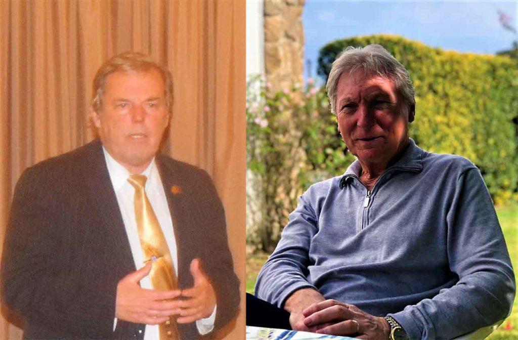 Jorge Torres y Ramón Lorenzo.